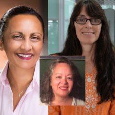 Vini Lander, Sally Elton-Chalcraft & Lynn Revell