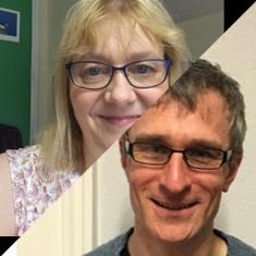 Ruth Dann & Chris Hanley