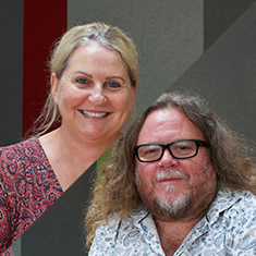 Maree Davies & Paul Heyward