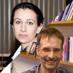 Mark Priestley & Stavroula Philippou