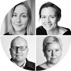 Jenni Sullanmaa, Kirsi Pyhältö, Janne Pietarinen & Tiina Soini