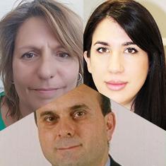 Maria Korozi, Margherita Antona & Constantine Stephanidis