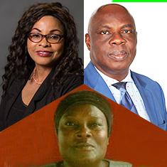 Dorothy Ofoha, Rotimi Ogidan & Rosemary Saidu